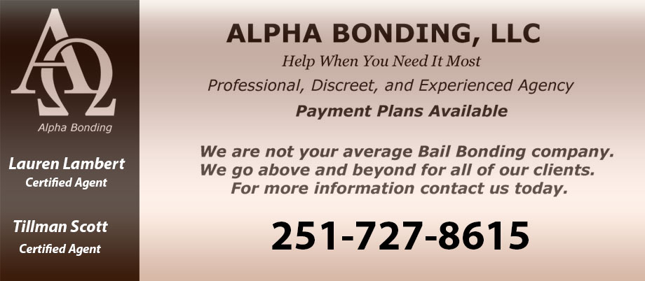 Escambia County Bail Bonds Alpha Bonding