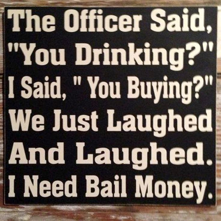 Bail Bond Meme