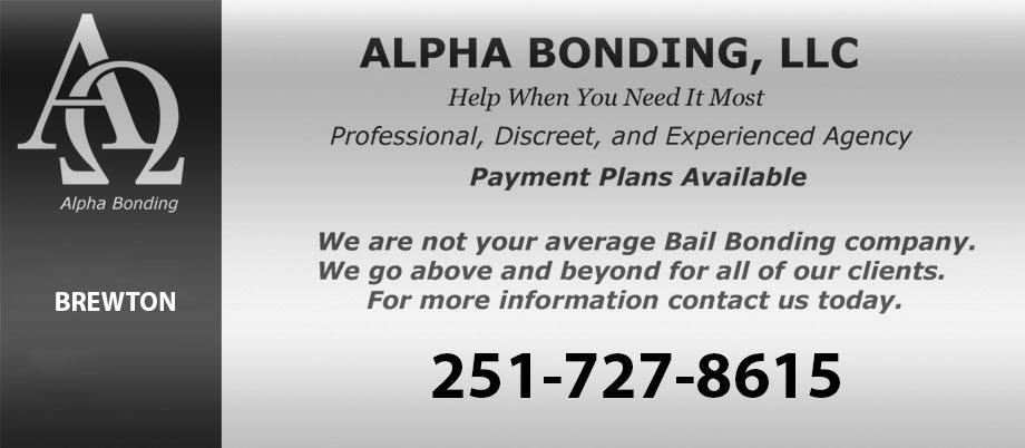 Alpha Bonding Brewton